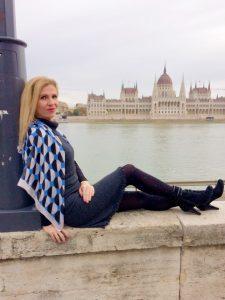 Sági Andrea influencer, blogger stylist, háziasszony