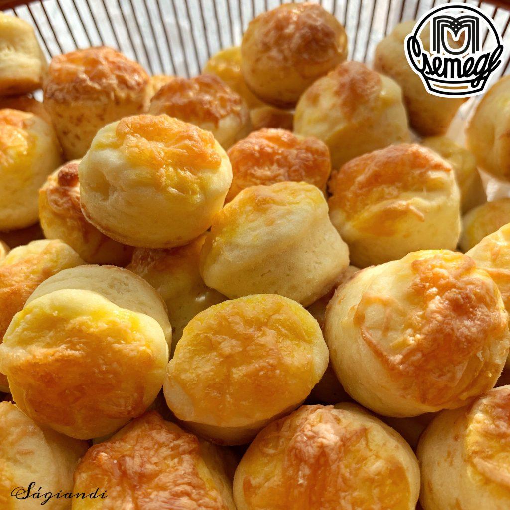 puha sajtos pogácsa